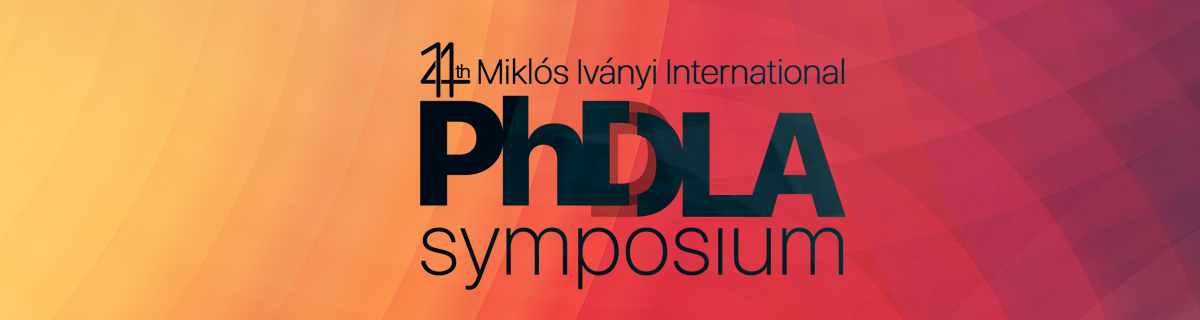 14th PhD & DLA Symposium